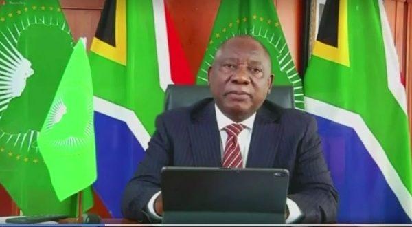 الرئيس الجنوب أفريقي: نحن قلقون إزاء الوضع في الصحراء الغربية ونطالب الاتحاد الأفريقي بتسهيل تقرير مصير الشعب الصحراوي