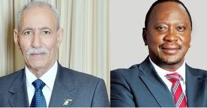 الرئيس ابراهيم غالي يشيد بالمساعي الحثيثة التي يقودها الرئيس الكيني لتطوير قدرة الاتحاد الافريقي في حل النزاعات و تصفية الاستعمار و مخلفاته.