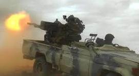 مقاتلو جيش التحرير الشعبي الصحراوي يقصفون خمسة مواقع للعدو بنقاط متفرقة من جدار الذل والعار