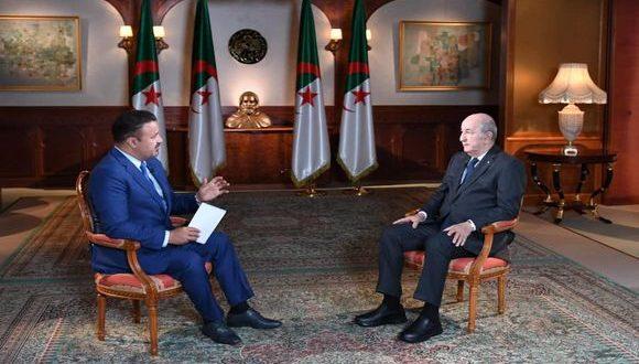 الرئيس الجزائري: لن نقبل بمحاولات فرض الامر الواقع في الصحراء الغربية مهما كانت الظروف