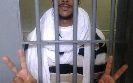الأسير المدني الصحراوي محمد لمين عابدين هدي يخوض عدة إضرابات انذارية عن الطعام للمطالبة بالحق في الترحيل وتنديدا بالظروف الإعتقالية المهينة والصعبة
